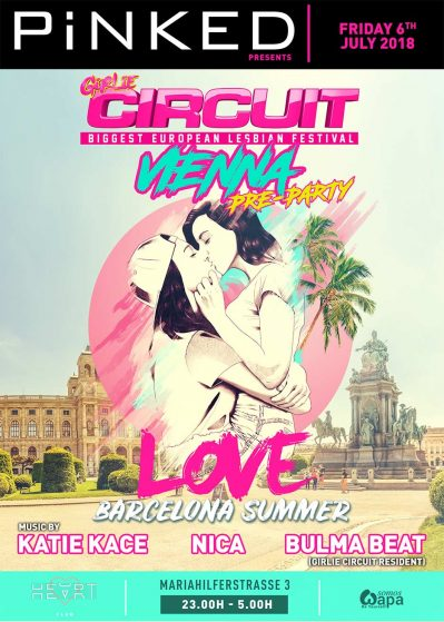 Barcelona Party Fiesta Lesbica Gay Circuit Cool Amazing